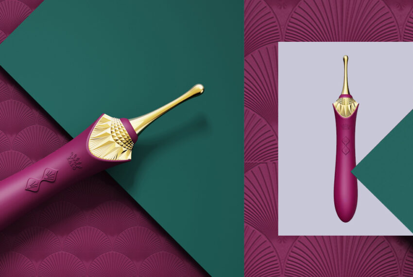 The Regal-Looking Sex Toy Wears the Crown for Providing Multifaceted Pleasure