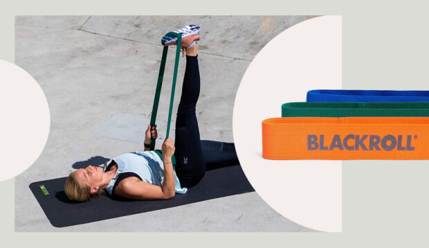 I'm a Trainer, and This Is the Best Mini Resistance Band I've Ever Used