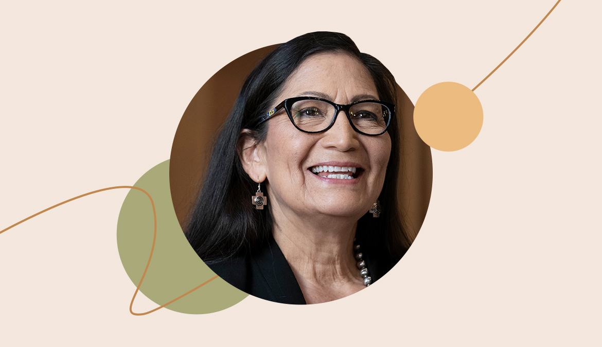 Thumbnail for Deb Haaland Promises Environmental Justice as Secretary of the Interior