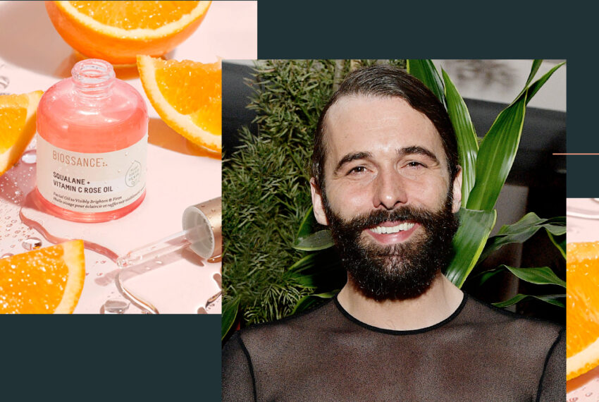 Jonathan Van Ness Wants You To Take Better Care of Your Skin—and These 5 Easy Swaps Will Get You Started