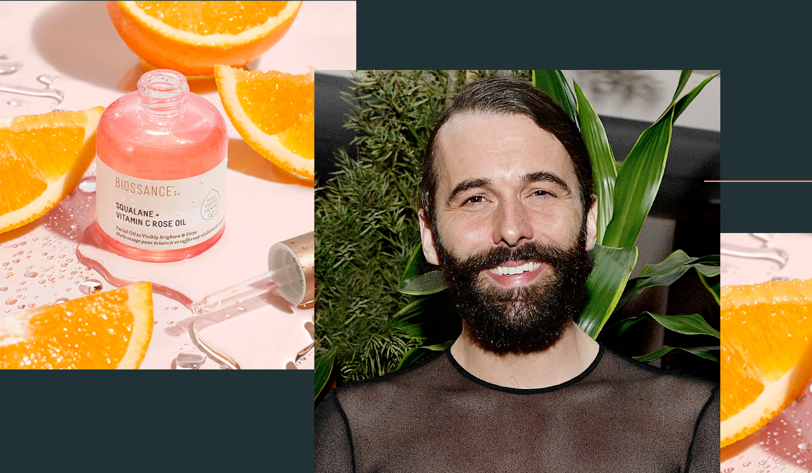 Thumbnail for Jonathan Van Ness Wants You To Take Better Care of Your Skin—and These 5 Easy Swaps Will Get You Started