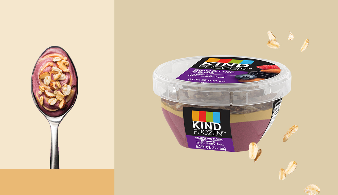 Thumbnail for Kind's Latest Launch Goes Way Beyond Snack Bars