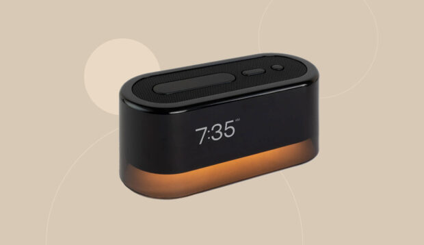 This Well-ified Alarm Clock Will Help You Keep Your Phone Out of Bed