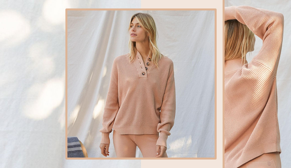 Thumbnail for After This Cozy-Chic Pullover Sold Out the First Time, I Regretted Not Buying It for Months—Don't Make My Mistake!
