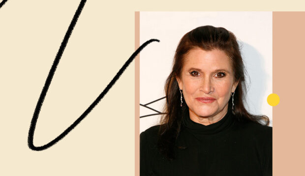What Carrie Fisher Taught Me About Embracing My Bipolar Disorder on My Own Terms