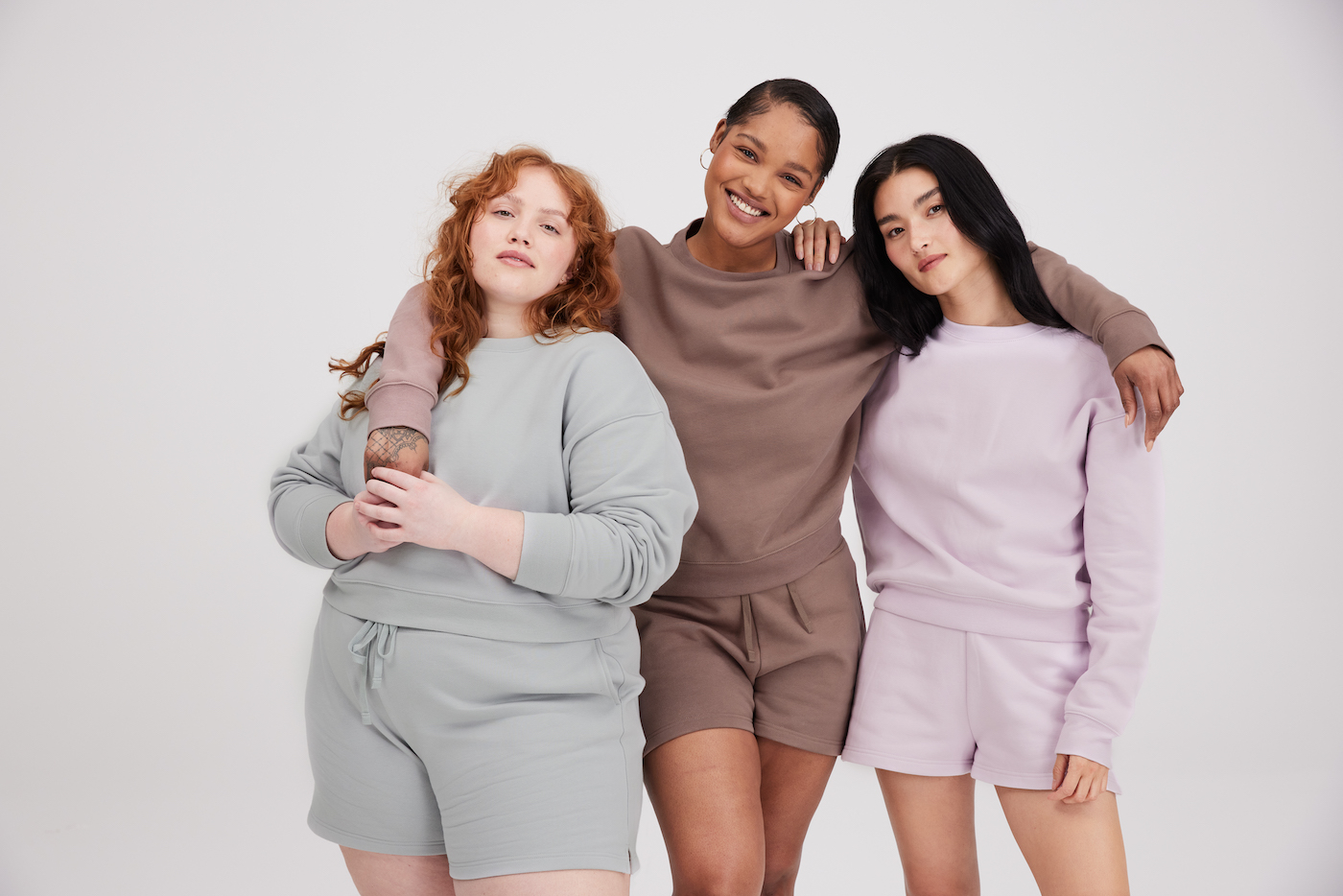 Thumbnail for Girlfriend Collective's Sweats Are Back, And They're So Good, They're Already Nearly Sold Out