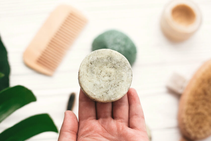 These Shampoo and Conditioner Bars Have Turned Our Editors Into Solid Shampoo Believers