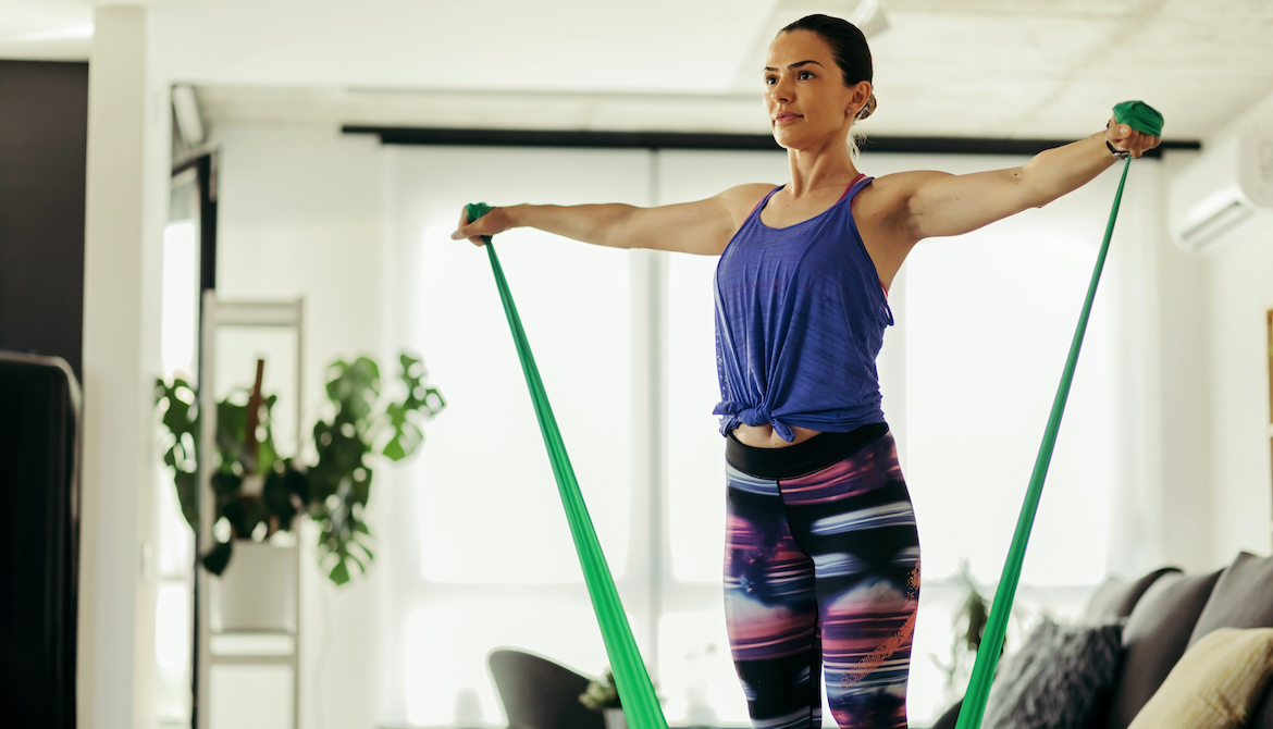 Thumbnail for 3 Resistance Band Accessories to Upgrade Your Next Low-Impact Sweat Sesh