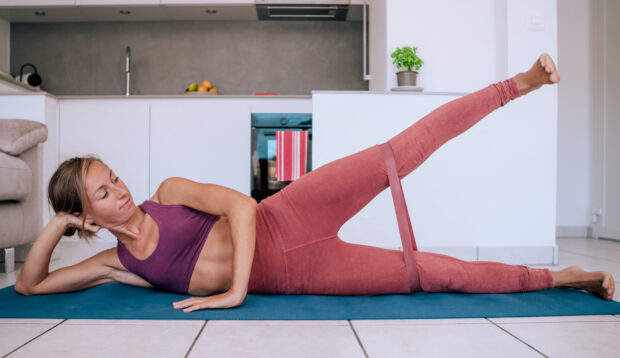 The Best Exercises for Every Resistance Band Level in the Pack—From Extra Light to Extra...