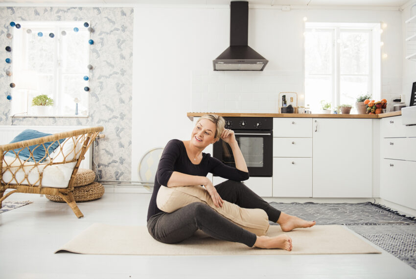 'I'm a Yoga Instructor and These Are the 4 Best Yoga Pillows I Use for a Supported Session'