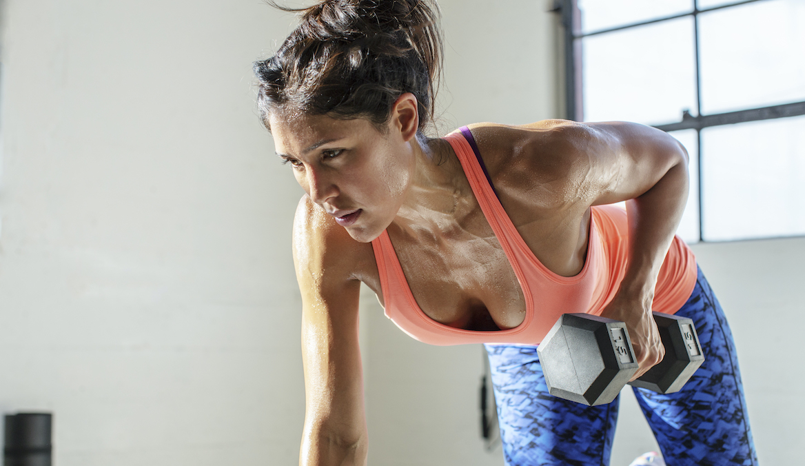 Thumbnail for Your Muscles Shaking During a Strength Workout Doesn't Mean You're Getting Stronger