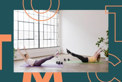 This 15-Minute, Beginner-Friendly Lower-Body Workout Will Light Your Glutes and Legs on Fire