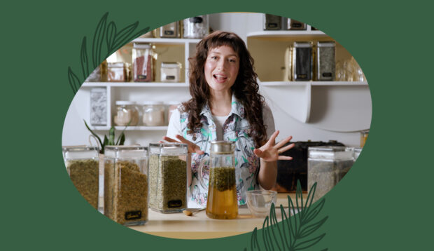 Feeling Stressed? This Simple Herbal Tea Recipe Will Help You Chillax Pronto