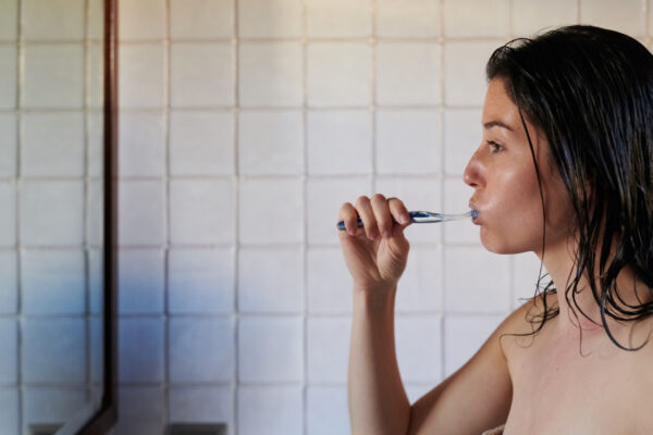 Skipping Just *One Day* of Brushing Your Teeth Is a Big Mistake
