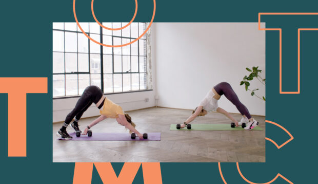 15 Minutes Is All You Need To Strengthen Your Arms and Abs