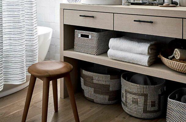 8 Pretty Storage Baskets for Beautiful Organization