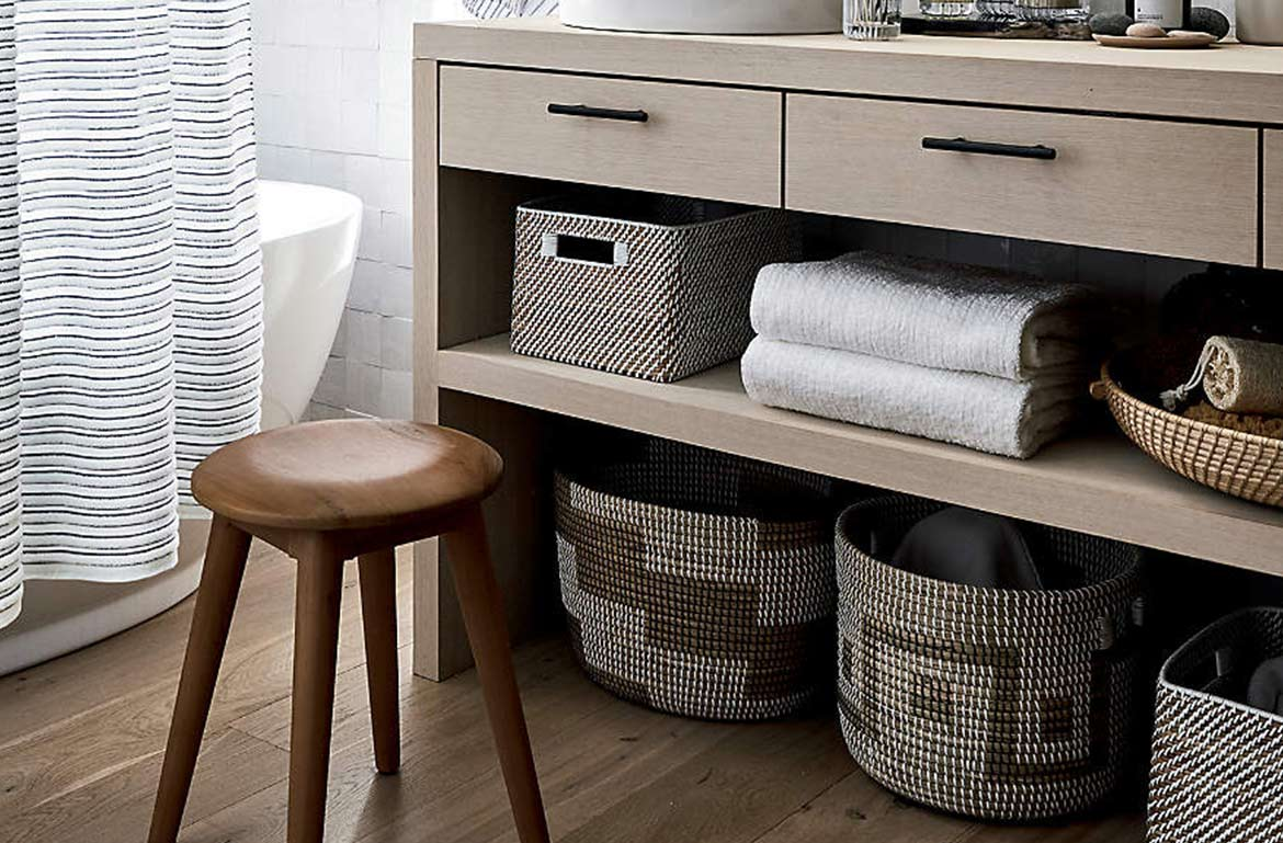Thumbnail for 8 Pretty Storage Baskets for Beautiful Organization