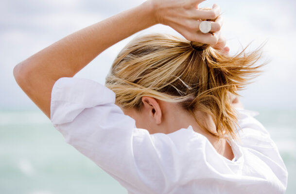 I Tie My Hair Up Every Day, and More Falls Out Every Night—These Are the 5 Best Ponytail Holders According to a Hairstylist