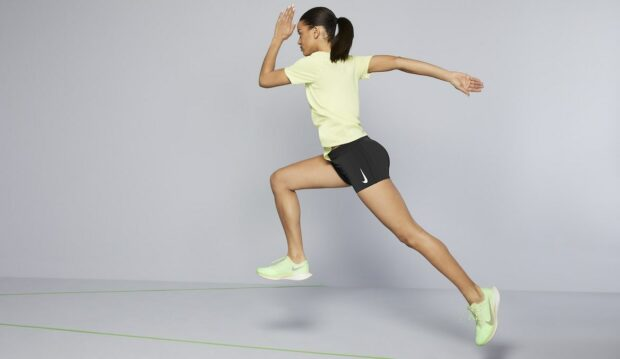 These Nike Aeroswift Running Shorts Won't Ride Up When You Run—Ever