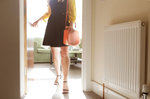 Walking This Way Will Make Less Noise (And Your Downstairs Neighbors Happier)