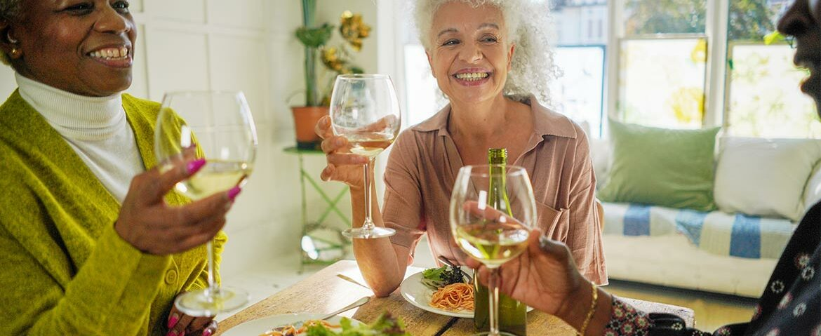 alcohol and brain aging
