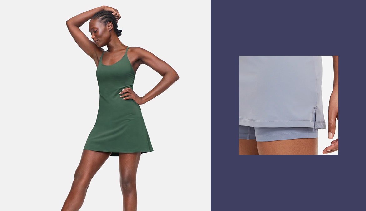 Thumbnail for 9 Effortless Exercise Dresses for Every Budget