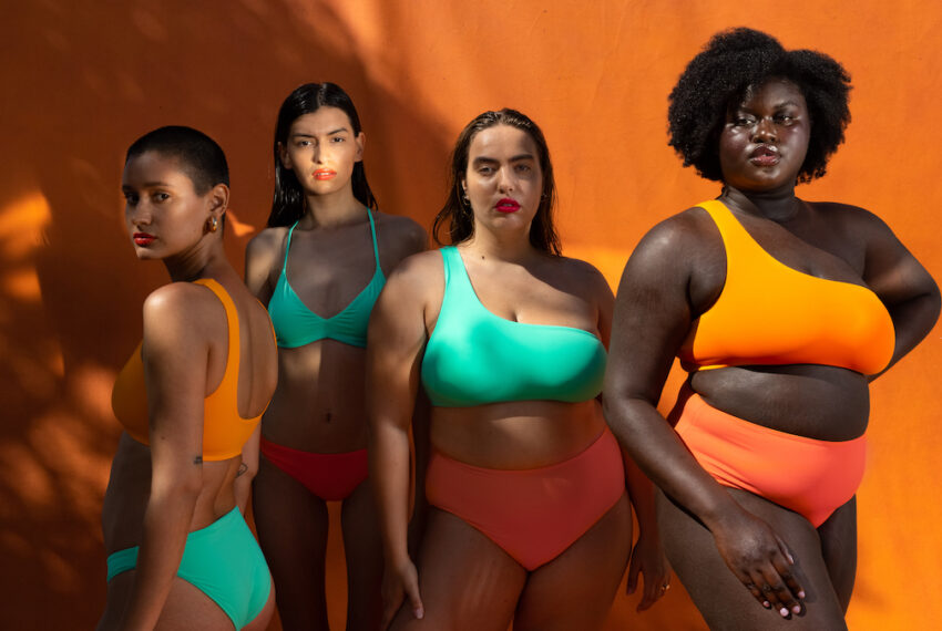 This New Swim Collection Is Made From Recycled Fishnets, and It's All Under $80