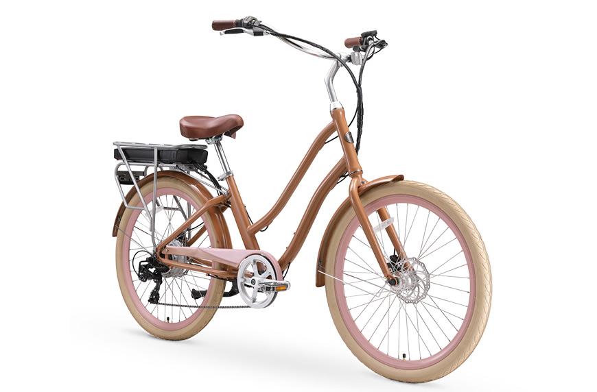 Evryjourney 500W 7-Speed Electric Hybrid Bicycle