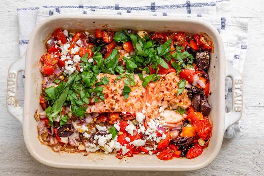 high-protein dinner for one recipes