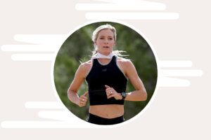 'I'm an Olympic Runner and Here's How I Push Through When the Miles Get Difficult'