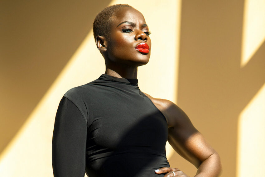 As a Black Woman, Shaving My Head Has Made Me Feel More Exposed—And More Liberated—Than Ever Before