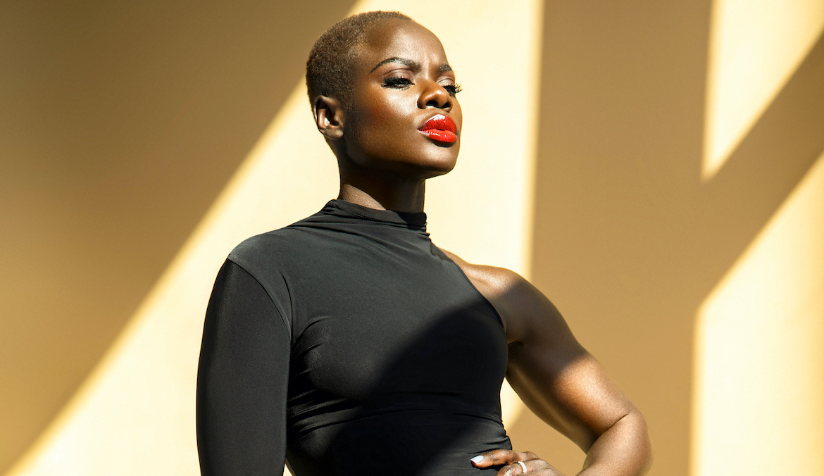 Thumbnail for As a Black Woman, Shaving My Head Has Made Me Feel More Exposed—And More Liberated—Than Ever Before