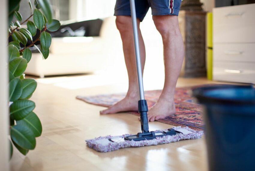 Drop the Mop—You're Destroying Your Beautiful Hardwood Floors