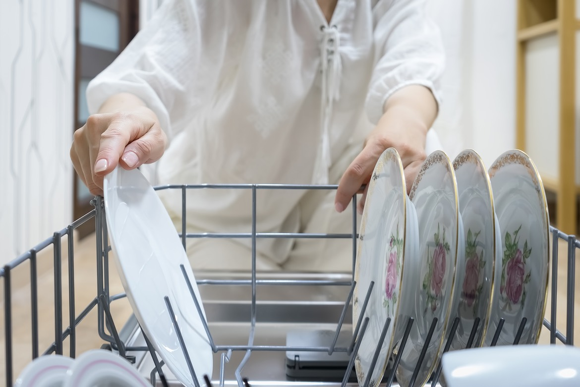 Thumbnail for 5 Reasons Your Dishwasher Isn't Actually Washing Your Dishes Properly