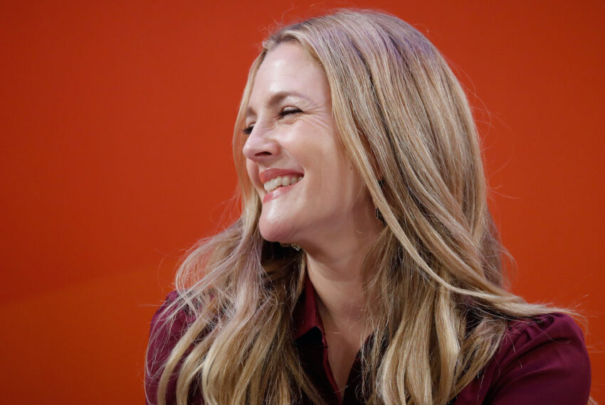 3 Products Drew Barrymore Uses Every Day In Her 40s