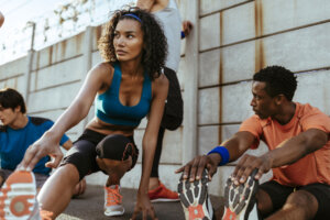 The Outer-Thigh Strengthening Exercises Every Runner (and Non-Runner) Should Do to Prevent Injury