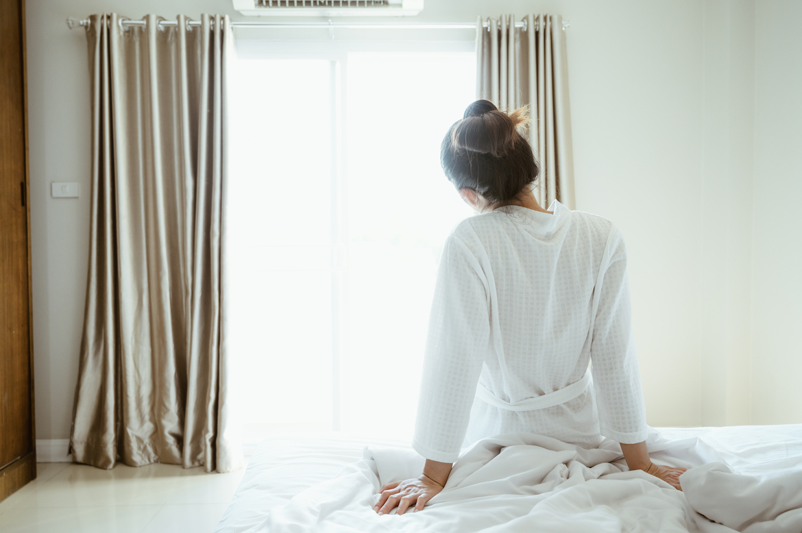 Thumbnail for How Loneliness Might Be Compromising Your Sleep, According to a Sleep Expert