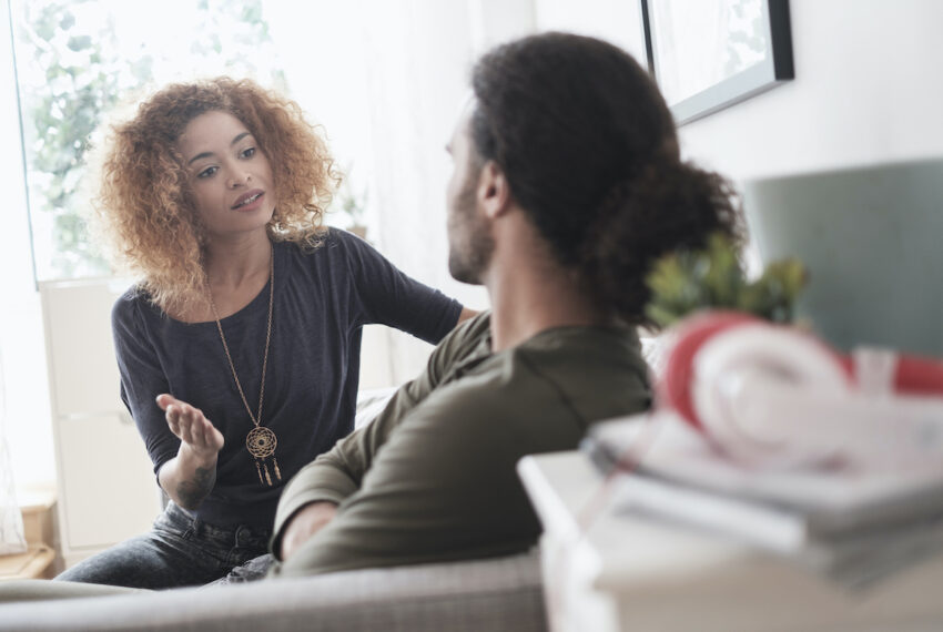 7 Mistakes You're Making When Trying To Get Your Partner To Communicate Better