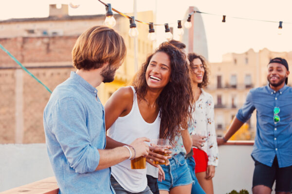 Why the Prospect of a 'Shot Girl Summer' Fills Me With Anxiety About Dating After Lockdown