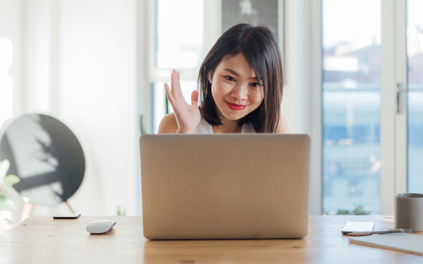Thumbnail for Here's How To Ace a Remote Job Interview—Because Zoom Isn't Going Anywhere
