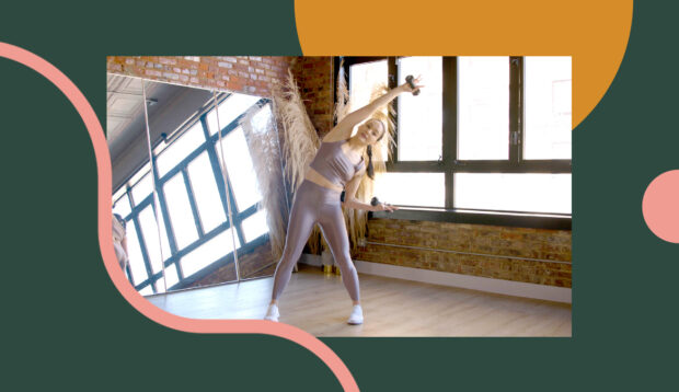 This 10-Minute Arm Routine Promises the Svelte-Yet-Sculpted Limbs of a Dancer