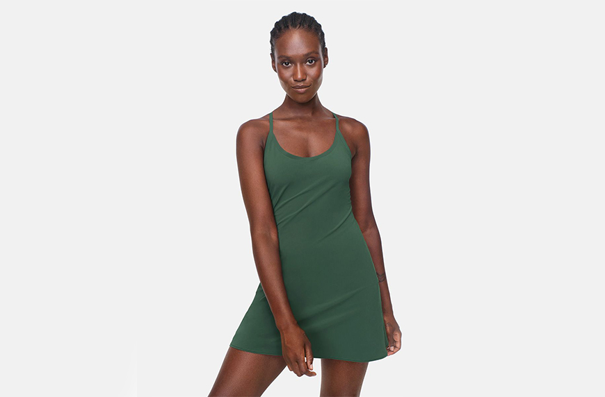 Outdoor Voices The Exercise Dress, best exercise dresses