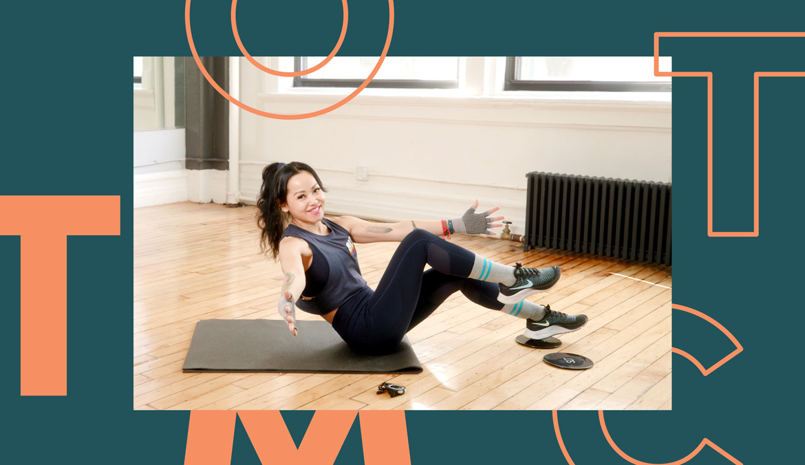 This 15-Minute SLT Core Workout Will Leave *All* of Your Muscles Shaking