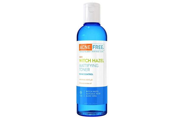 acne free toner  