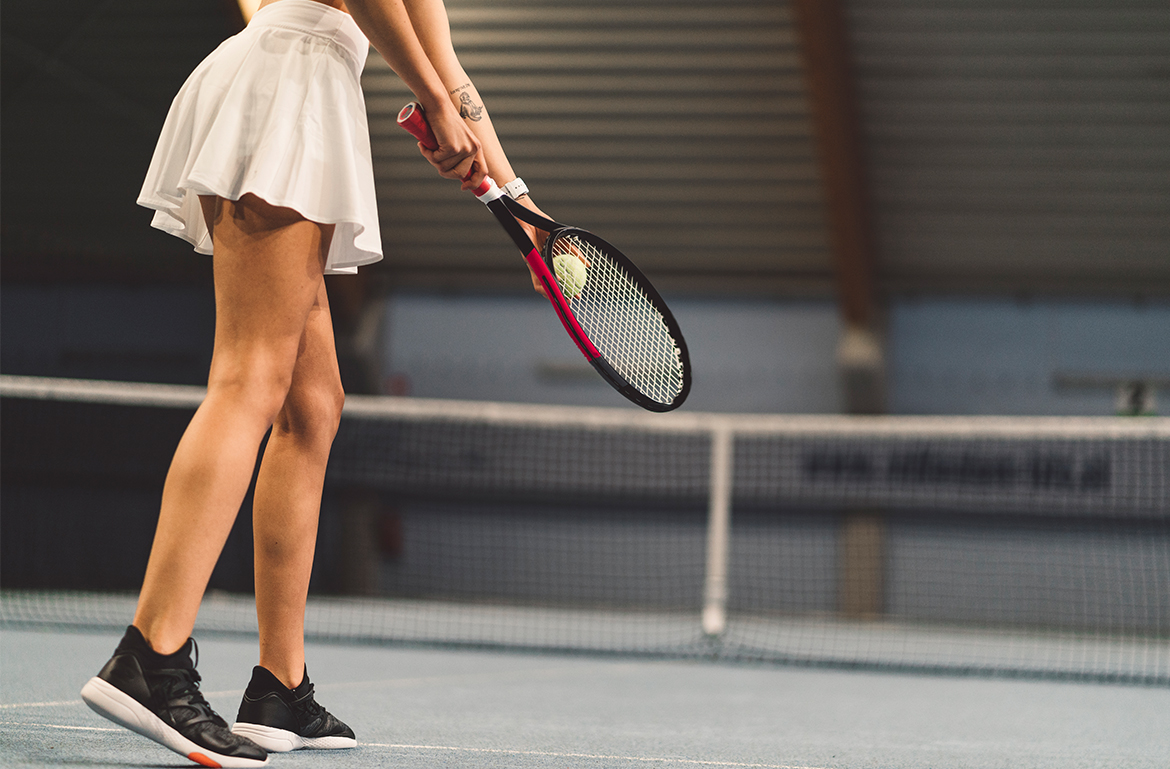 Thumbnail for The 7 Best Tennis Skirts That'll Have You Playing (And Styling) Like a Pro