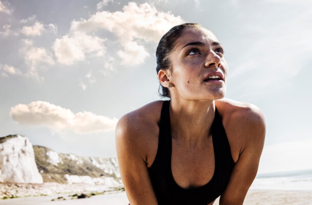 This Scientist Made a Skin-Care Brand That Mimics the Effects of Exercise on Your Skin—Here's How