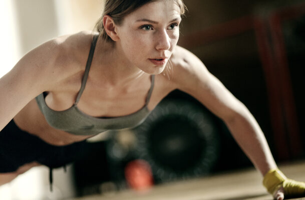 The One Thing You Can Do To Make Sure Your Push-Ups *Really* Work Your Arms