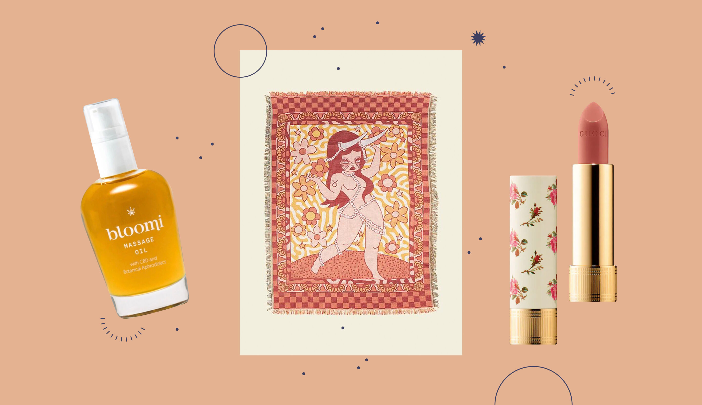 Thumbnail for 7 Star-Sanctioned Gifts Perfect for the Super-Sensual Taurus in Your Life