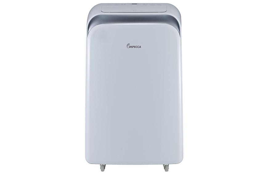 Impecca mobile room air conditioner 14,000 BTU cooling, 11,000 BTU heating