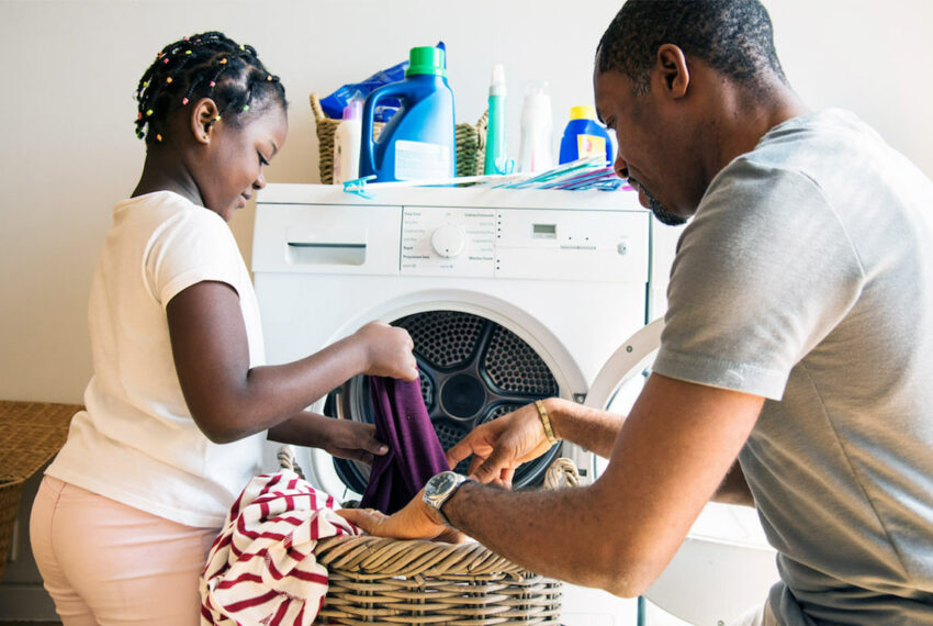 How To Clean Your Washing Machine—Because It's Not Going To Clean Itself